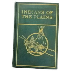 Indians of the Plains by  Clark Wissler
