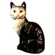 Beswick Model 1031 Sitting Cat