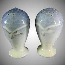 B & G Seagull Salt & Pepper Shakers **  Bing & Grondahl