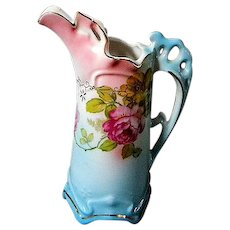 Pretty Porcelain Pitcher