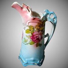 Pretty Porcelain Pitcher