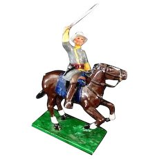 W. Britains Confederate Army Cast Toy Soldiers