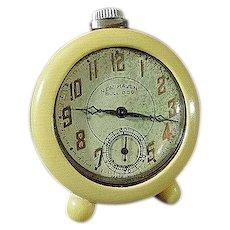 Celluloid Pocket Watch Stand or Holder w/ Watch