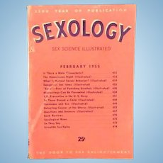 1955 Sex Science Magazine