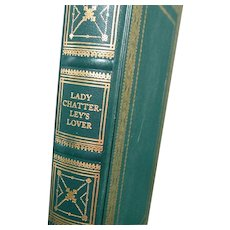 Lady Chatterley's Lover  *** Classic Book