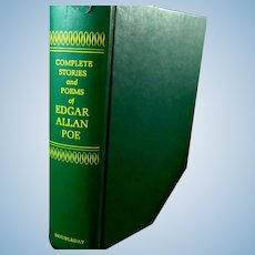 Book ..Complete Works of Edgar Allan Poe