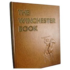 The Winchester Book ** Author Signed & Leather Bound