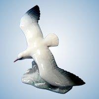 Rosenthal Porcelain Seagull by Fritz Heidenreich