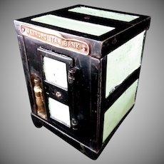 J & E Stevens Metropolitan Still Bank  Model 904