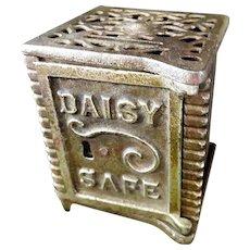 Daisy Key Lock Safe Still Bank