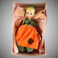 1950's Madame Alexander Poor Cinderella 14 Inch Doll