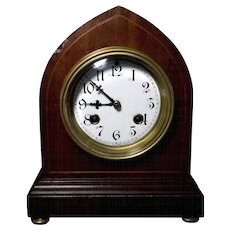 Waterbury Beehive Mantle Clock