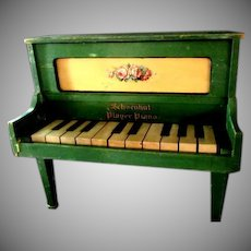 Vintage Schoenhut Player Piano Toy