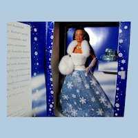 Barbie Doll Snow Sensation , African American***Special Edition 1999