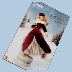 Victorian Ice Skater Barbie Doll    ** In Original Box ** Special Edition