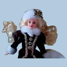 Happy Holidays Barbie Special Edition