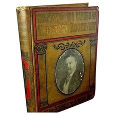 Vintage Teddy Roosevelt Book