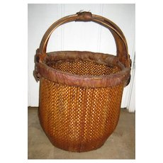 Chinese Large Rice Basket