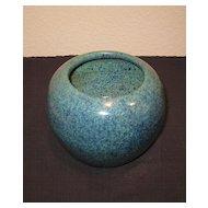 Chinese Porcelain Blue Brush Washer