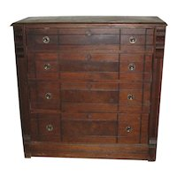 Antique Victorian Chest