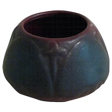 Small Van Briggle Blue Vase