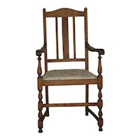 Antique English Victorian Side Chair
