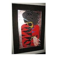 """""""The Red Coat"""" by Tadashi Nakayama"""