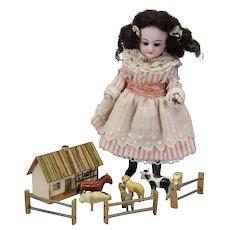 Antique Toy Farm for your Mignonette