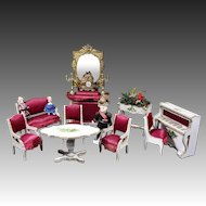 Superb French Original Furnishings - By Victor-François Bolant