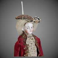 Antique Theater Doll - The Marquis