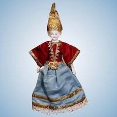 Antique Theater Doll - The Princess