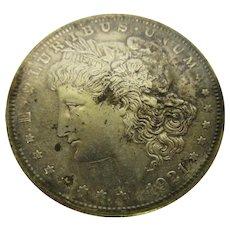 Vintage 1921 Morgan Silver Dollar