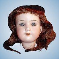 Antique German Bisque Armand Marseille AM 390n Doll Head
