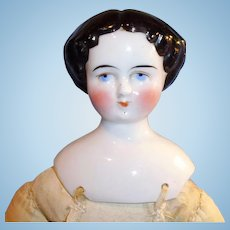 15 Inch Antique German China Doll