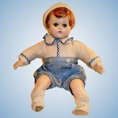 Vintage 1930s Composition Madame Alexander Butch Doll