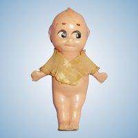 Vintage German Celluloid O'Neill Kewpie Doll