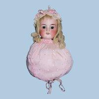 Antique German Bisque AM 370 Doll Novelty