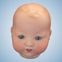 Antique German Bisque AM 351 Baby Doll Head