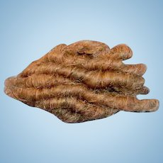 Original Antique Long Mohair Curls for All Bisque Doll