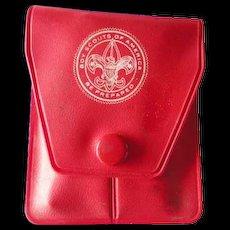 Vintage Boy Scout  Hot Spark fire starter kit