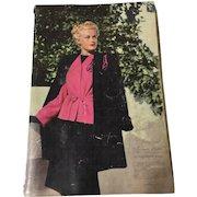 Vintage 1946 Montgomery Ward Spring and Summer Catalog