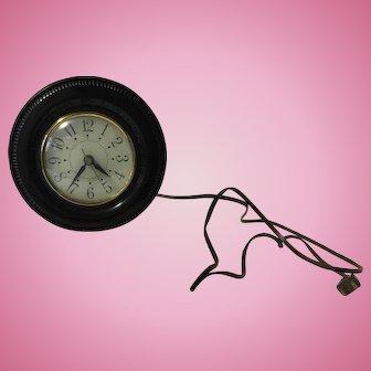 Vintage B.F. Goodrich Advertising Tire Clock