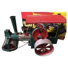 Wilesco Old Smoky Toy Steam Steam Roller Engine