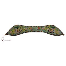 Asian Ethnic Artifact-Antique Chinese Beaded Headband