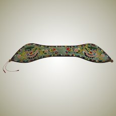 Asian Ethnic Artifact-Antique Chinese Beaded Headband
