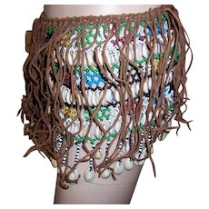 Africana Tribal Skirt
