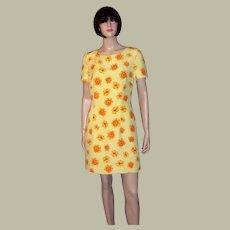 Escada Lively and Cheerful Dress by Margaretha Ley-Switzerland