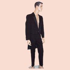 Men's Theodor Hom-Modele Exclusif-Paris, France-Tuxedo with Tails