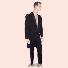 Men's Theodor Hom-Modele Exclusif-Paris, France-Tuxedo with Tails