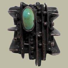 Rachel Gera Hand Made Modernist Ring